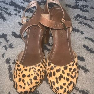 Free People Downtown Clog 7